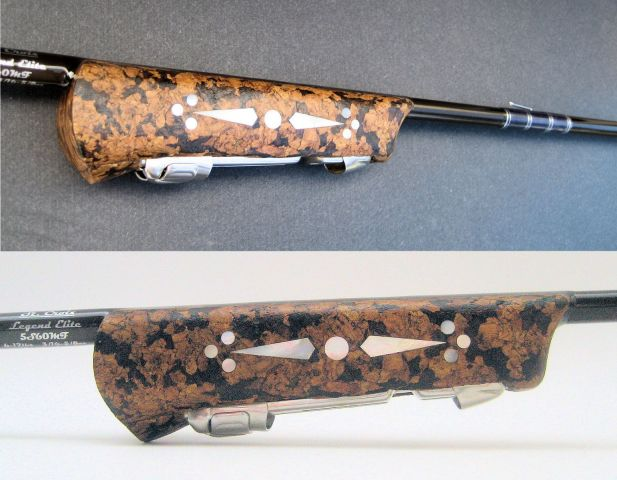 Mother of Pearl Hammer Handle
