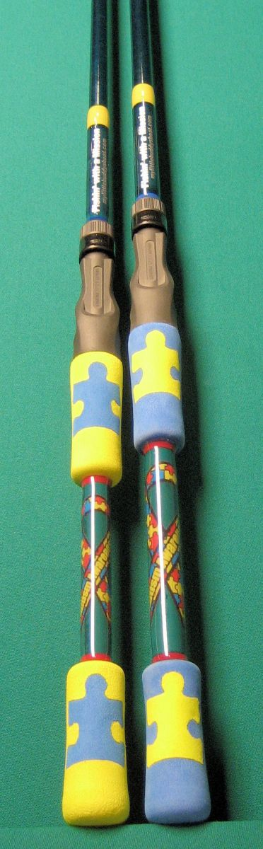 Autism Awareness Rods