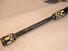 Yellow Tiger Handle