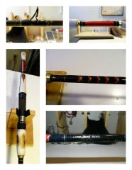 Lone Wolf Rods