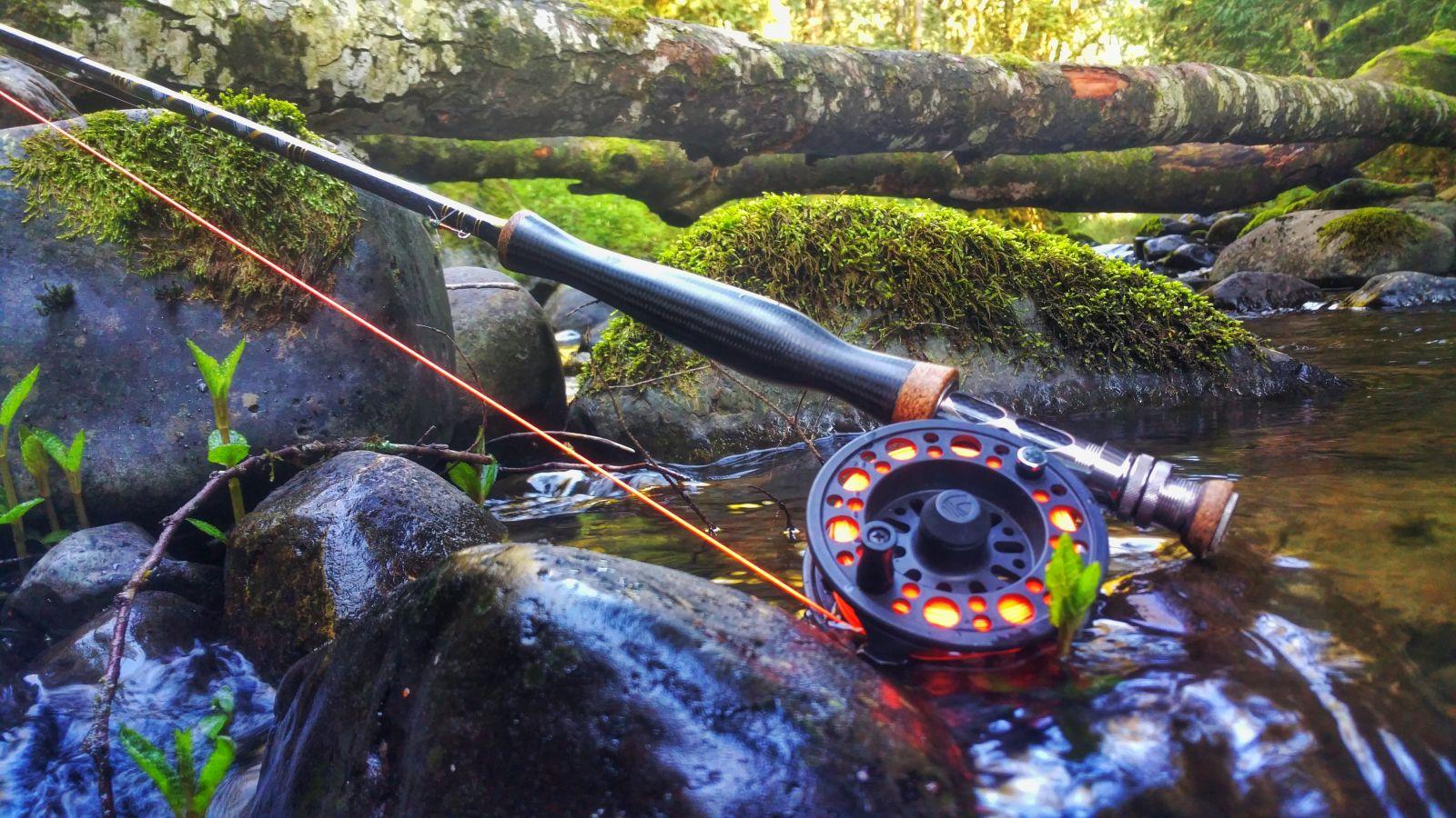 9'0 5wt 5pc Matrix Fly rod