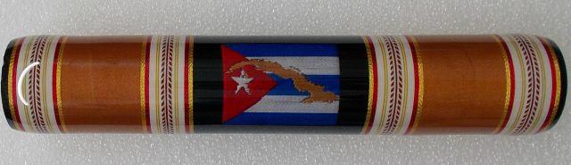 Cuba Flag Weave