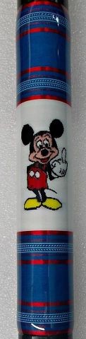 Rude Mickey Mouse Weave