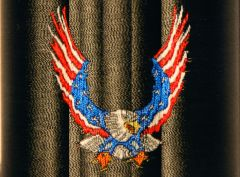 American Eagle weave