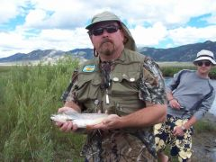 Cutthroat south Platte River