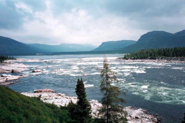 Wilderness River Scenes : Salmon  River