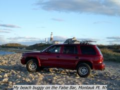 Long Island Beach Buggy